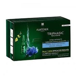 Triphasic  René Furterer traitement antichute réactionnelle 3 mois