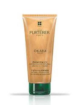 Okara René Furterer shampooing éclat blond 200ml