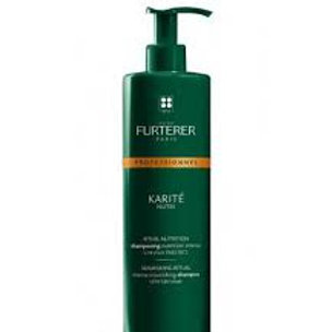 Karité René Furterer shampooing nutrition intense 600ml