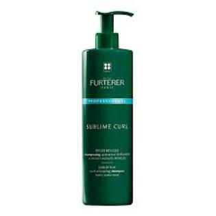 Sublime Curl René Furterer shampooing activateur de boucles 600ml