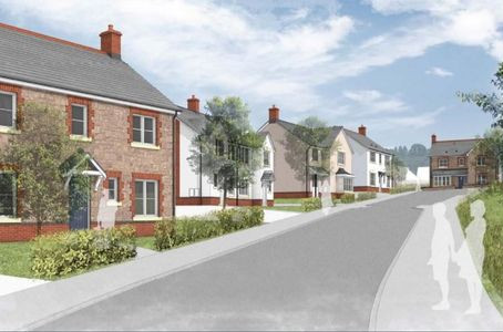 The new village for Swansea with nearly 2,000 homes