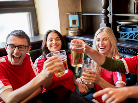 Has Welsh Euro success 'Baled' out the pubs?