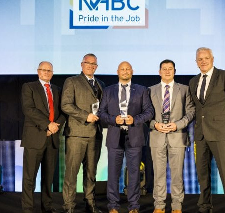 Wales Site Managers Awarded For House Building Excellence