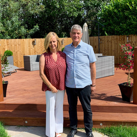 Couple return to Welsh soil and find their dream home