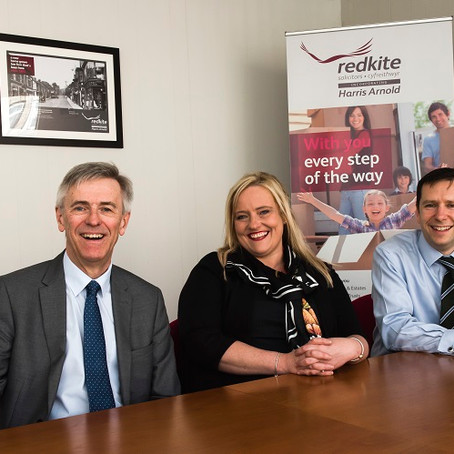 Redkite announce the Acquistion Swansea solicitors