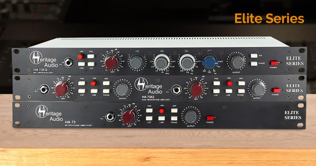 Heritage Audio Elite Series