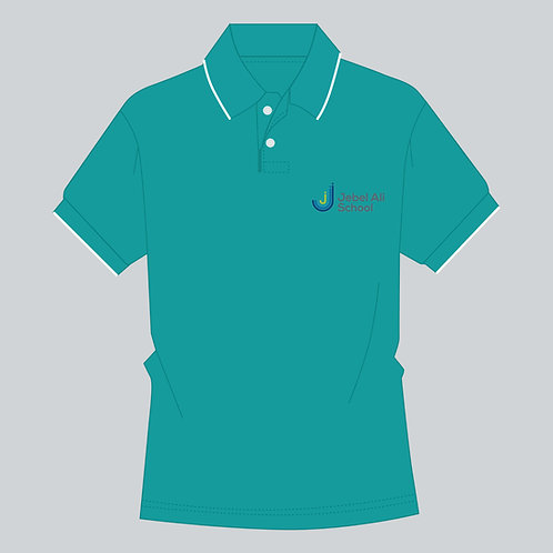 JAS • NEW Polo Shirt  [ Fs1 to Fs2 ]