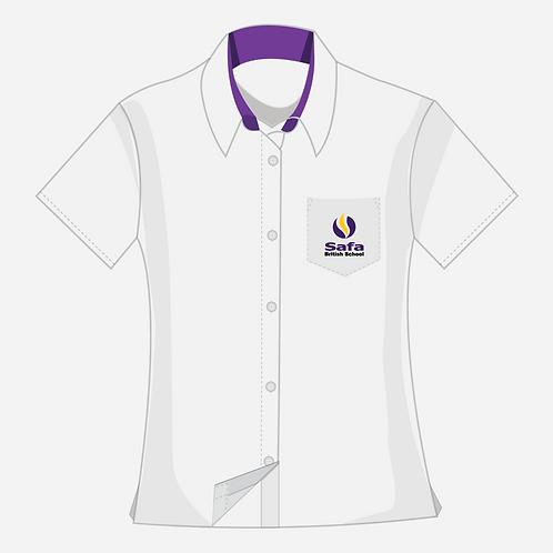 SAFA • Girls SEC White Shirt