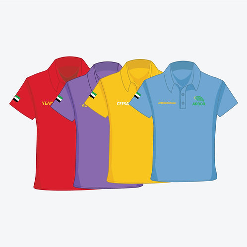 House Polo Shirt