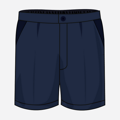 Navy Blue Short Boys [ Fs1 to Fs2 ]