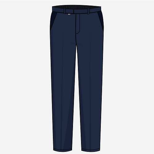JESS • Navy Blue Boys Trouser  [ Year 1 to Year 6 ]