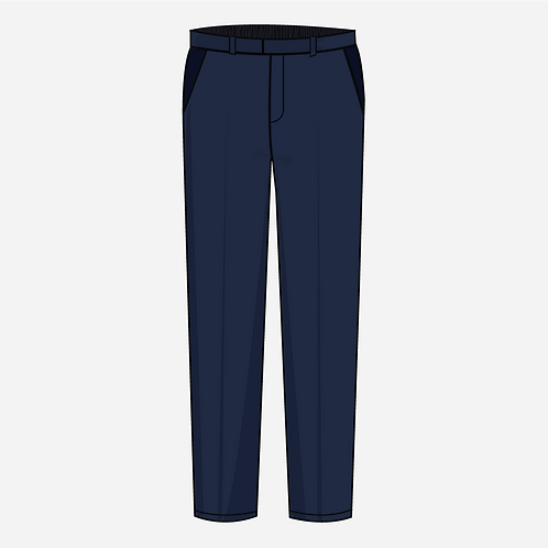 SES • Navy Blue Trouser SW Boys  [ Year 7 to Year 13 ]