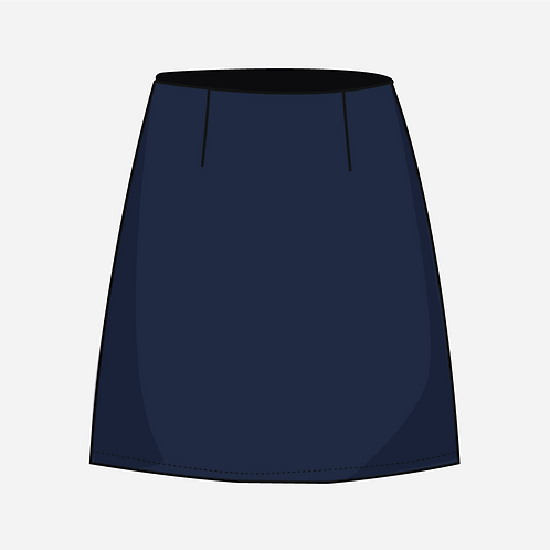 Navy Blue Skirt Girl [ Year 6 to Year 12 ]