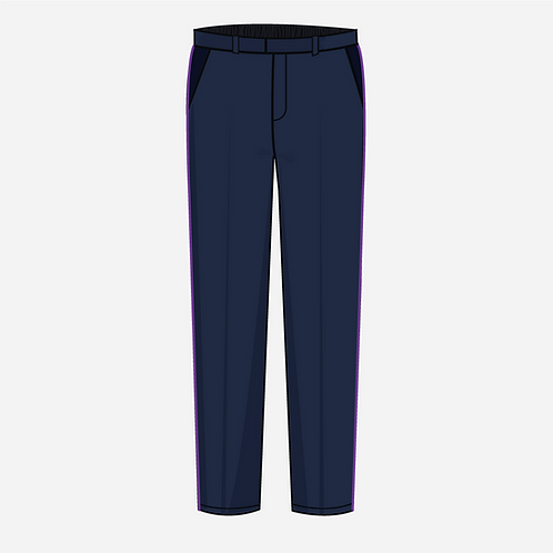 Navy Blue Boy's Trousers  [ Year 3 Year 6 ]