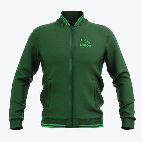 Fleece Jacket Green