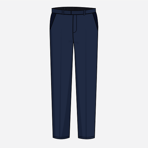 Navy Blue Trouser Boy's [ Year 3 to Year 6 ]