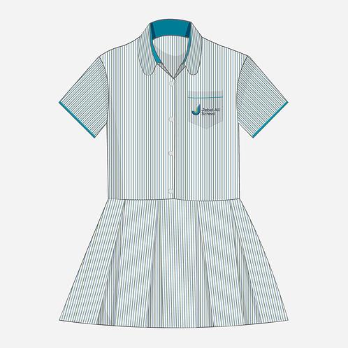 JAS • Stripe Dress Girls