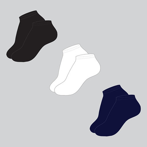 Short Socks - 5 Pairs