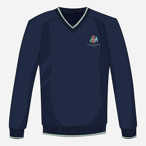Navy Blue Jumper