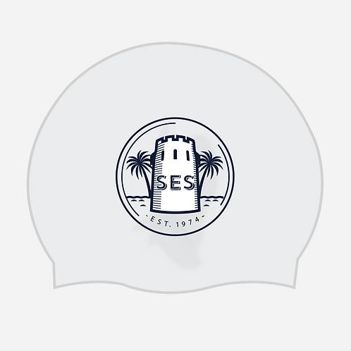 Swim Cap with Logo