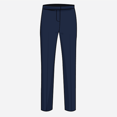 Navy Blue Trouser Girls