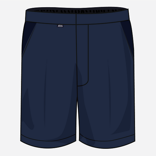 Navy Blue Short  Boys [ Year 1 to Year 6 ]
