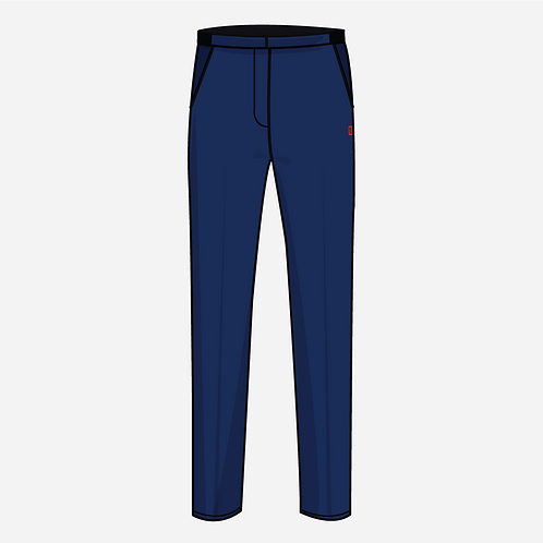 LFJM • Navy Blue Girls Trouser [ Year 6 to Year 7 ]