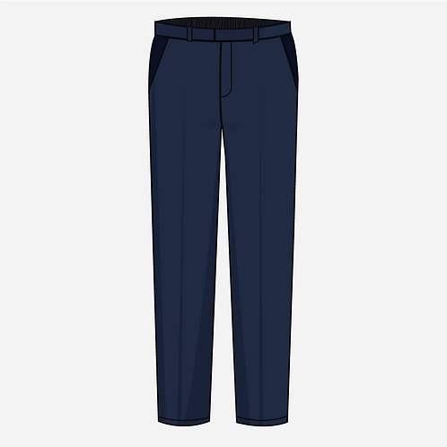 Navy Blue Trouser  Boys [ Year 7 to Year 9 ]