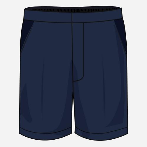 Navy Blue Shorts Boys  [ Fs1 to Year 6 ]