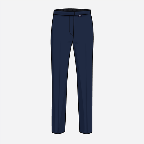 Navy Blue Girls Trousers [ Year 7 to Year 11 ]