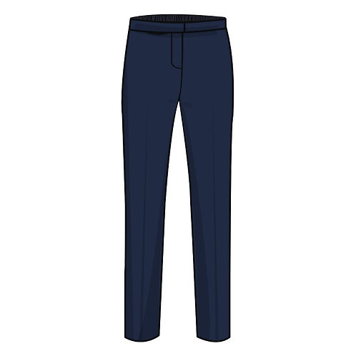 Navy Blue Trousers Girls *MTO