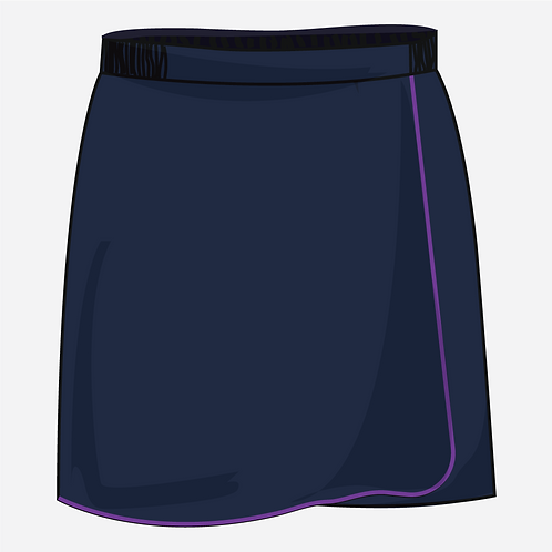 Navy Blue Skort Girls [ Year 3 to Year 6 ]