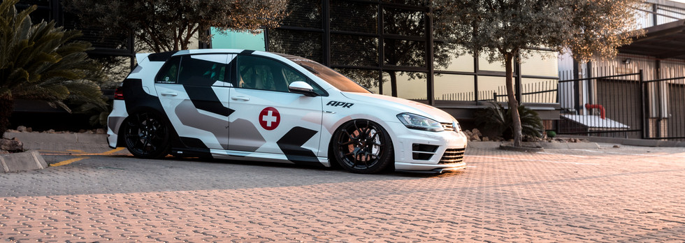 """APR Stage 3+ Golf 7R """"THE DOCTOR"""""""