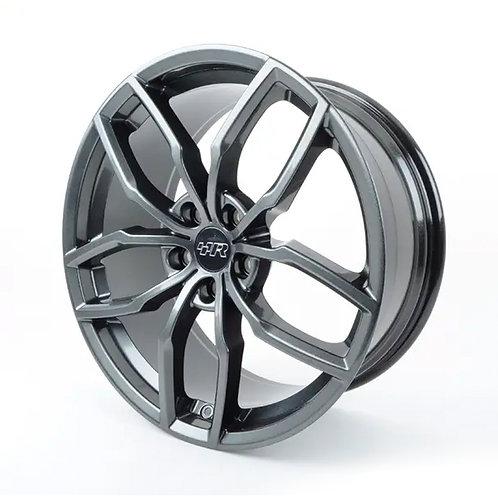 "VWR 19"" x 8.5"" R360 Wheel, Gunmetal Grey, ET44 Set of 4 | VWR600360GUN"