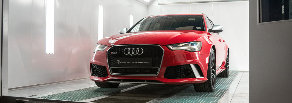 APR Stage 2+ Audi RS6