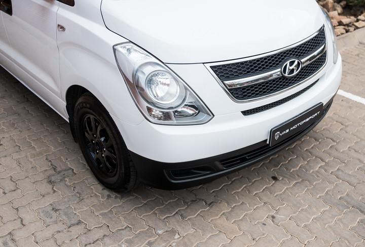 Hyundai H1 Panel Van