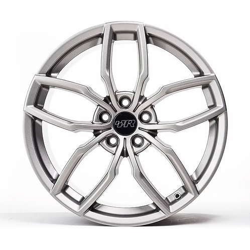 "VWR 19"" x 8.5"" R360 Wheel, Silver ET44 -  Set of 4 | VWR600360SVR"