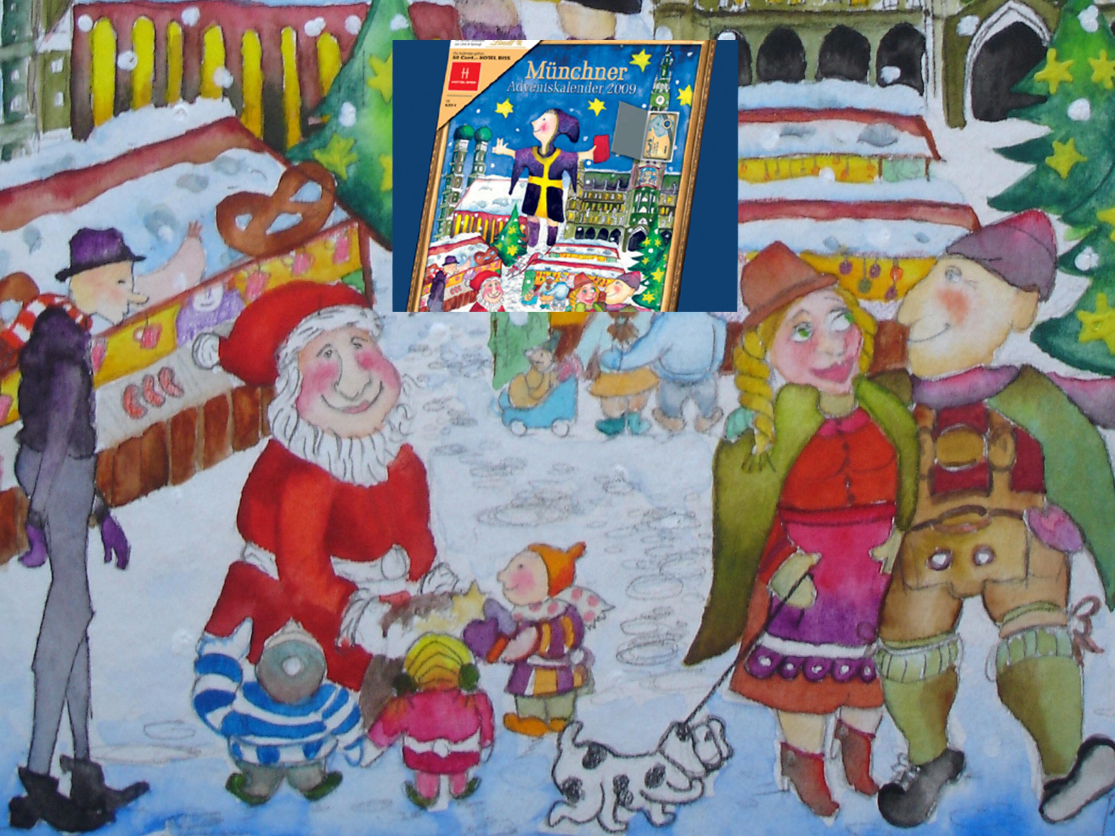 Münchner Adventskalender 2009
