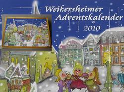 Weikersheimer Adventskalender