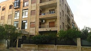 Die Wohnung im Haus von Najd Boshi