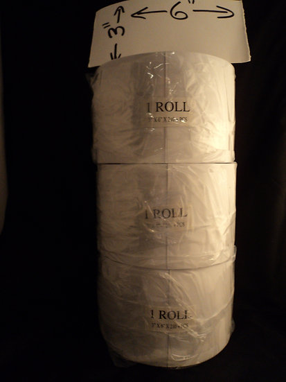 Peel off  LARGE size watch case covers - 3 rolls