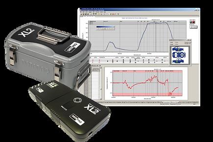 Oven Tracker XL2 Sistema perfilador de ambientes térmicos hostiles
