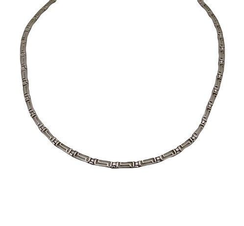 Meander Necklace