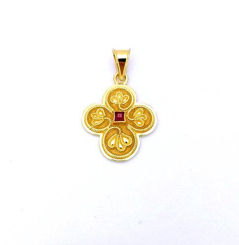 Βυζαντινός σταυρός