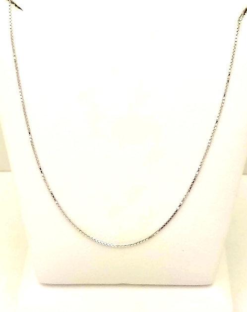Αλυσίδα Λευκόχρυση VEN010