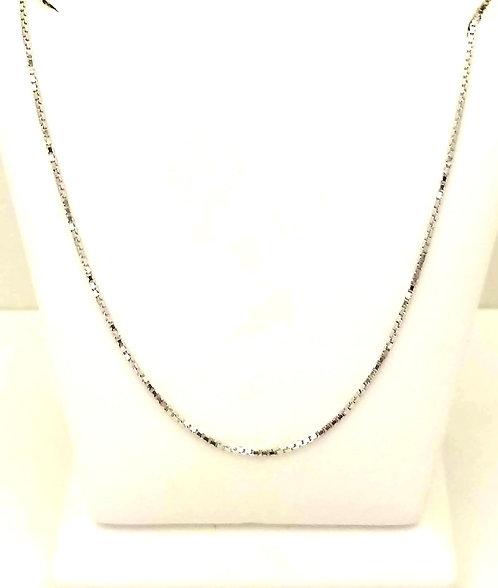 Αλυσίδα Λευκόχρυση VEN015