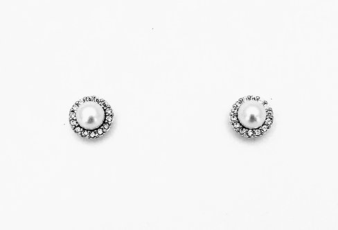 Σκουλαρίκια με Μαργαριτάρια