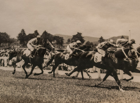 A brief history of Horse Racing
