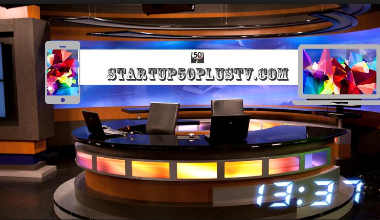 STARTUP50Plustv.com Spring 2015