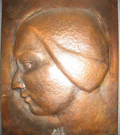 Portrait with a Cap